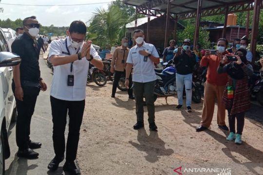 Pemerintah pusat anggarkan Rp45 miliar bangun wisata mangrove Sorong