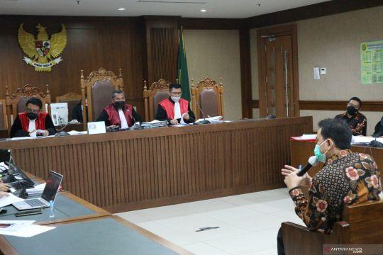 Azis Syamsuddin bantah kenalkan eks penyidik KPK ke Syahrial