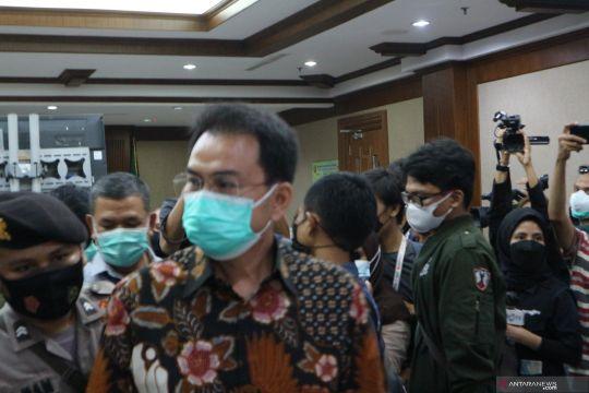 KPK ingatkan Azis Syamsuddin soal keterangan palsu