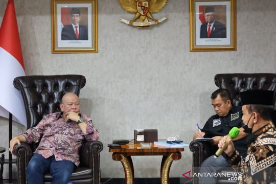LaNyalla harap PSHT berikan sumbangsih untuk Indonesia