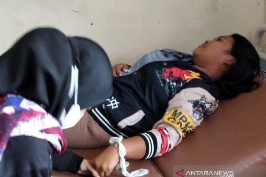 Petugas sita sampel makanan penyebab keracunan massal di Sukabumi