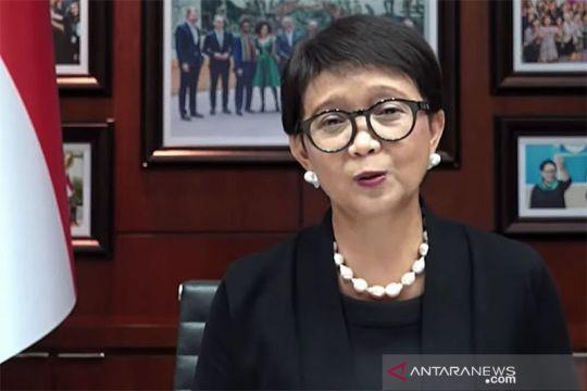 Kasus COVID di Eropa naik, Menlu Retno minta Indonesia waspada