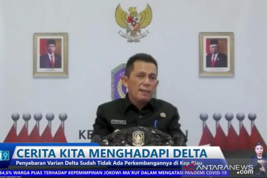 Gubernur: Varian delta tidak sempat merebak di Kepri