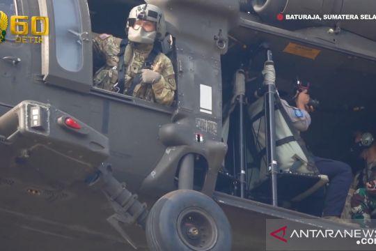 Kamerawan Dispenad akui gugup saat naiki Black Hawk bersama Kasad