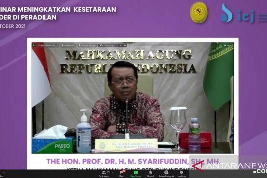 MA terus perhatikan representasi keterwakilan hakim perempuan
