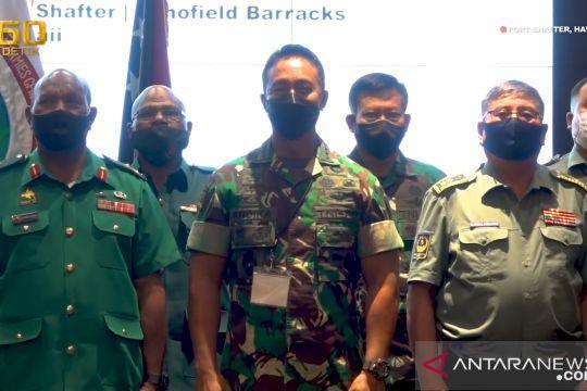 Kasad hadiri Indo-Pacific Armies Chiefs Conference