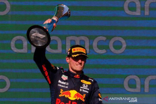 Max Verstappen juara F1 GP Amerika Serikat 2021