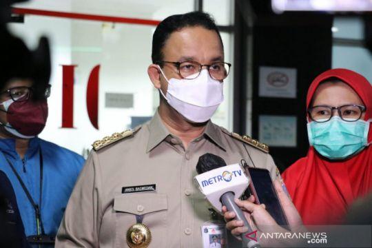 Anies jamin korban kecelakaan TransJakarta dapat tanggungan