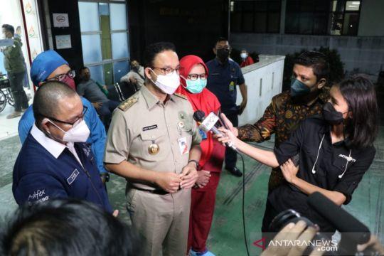 Anies: Kecelakaan TransJakarta jarang terjadi karena miliki SOP