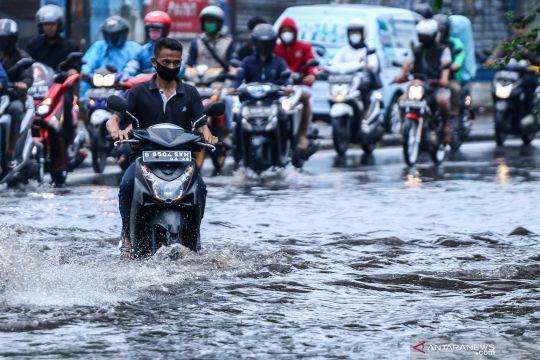 BMKG sampaikan peringatan potensi banjir di DKI Jakarta