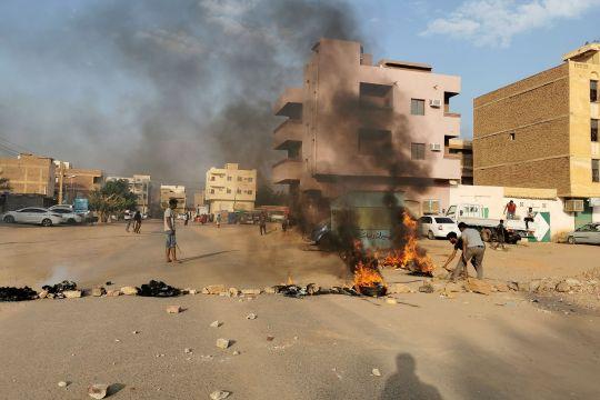 Blinken: AS kecam pengambilalihan pemerintahan oleh militer Sudan