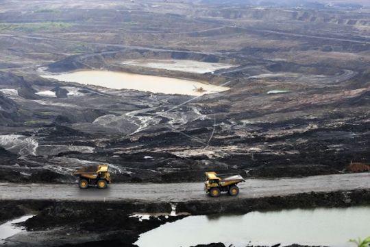 Kementerian ESDM jamin suplai batu bara cukup meski cuaca buruk