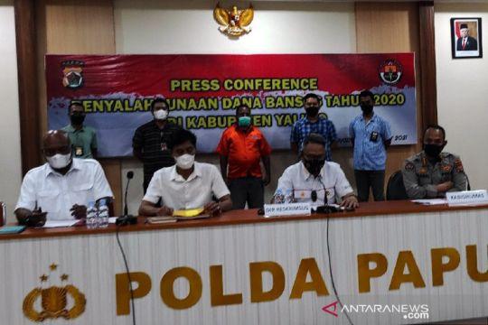 Mantan Bupati Yalimo jadi tersangka dana bansos Rp1 miliar