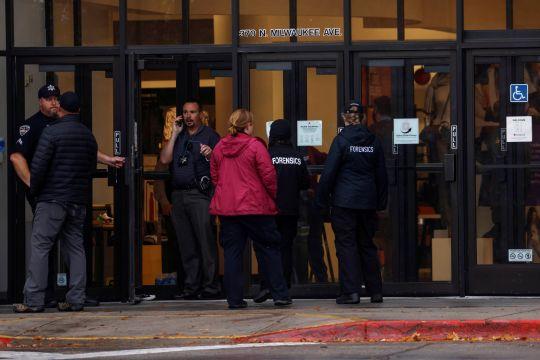 Penembakan di pusat perbelanjaan AS, dua orang tewas