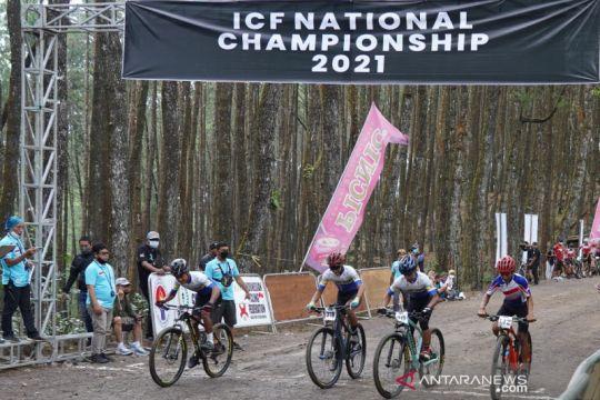 PB ISSI: Atlet muda potensial lahir di Kejurnas Balap Sepeda 2021