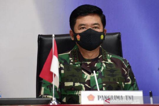 Panglima TNI perintahkan jajarannya waspadai potensi lonjakan COVID-19