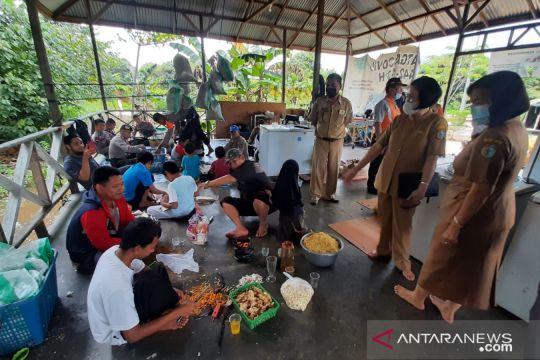 Pemkab Sintang siapkan tempat pengungsian korban banjir