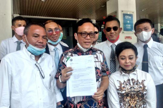 Relawan Jokowi mania gugat inmendagri di PTUN Jakarta