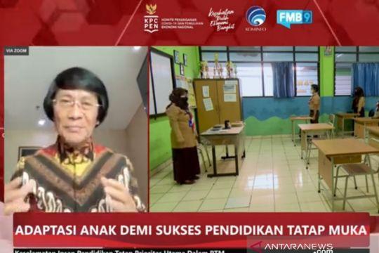Kak Seto: Semua pihak perlu pastikan kesiapan anak jalankan PTM