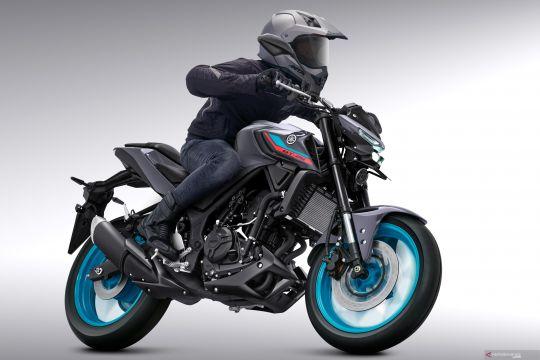 Intip tampilan Yamaha MT-25 dengan kelir dan grafis baru