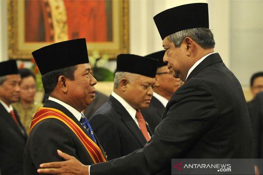 Sudi Silalahi, orang kepercayaan SBY tutup usia
