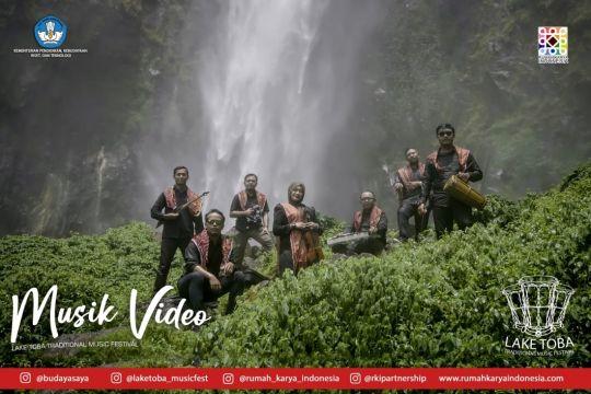 Kemendikbudristek gelar Festival Musik Tradisi Indonesia