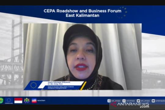 Pemerintah harapkan IEU-CEPA dongkrak investasi Uni Eropa di Indonesia