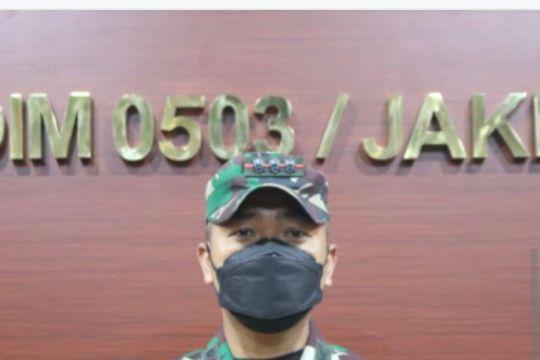 TNI bagikan BLT kepada 7.000 pedagang di Jakarta Barat
