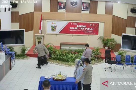Brigadir SL diduga penyebar video Kapolres Nunukan pukul anggota