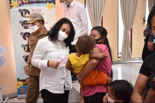 Menteri PPPA minta prioritaskan hak perempuan-anak korban gempa