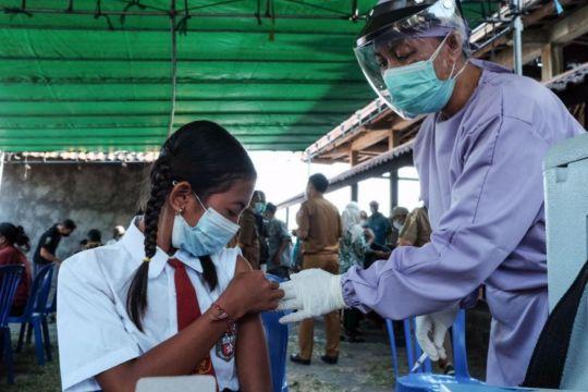 Menteri PPPA harap vaksinasi anak mudahkan belajar tatap muka