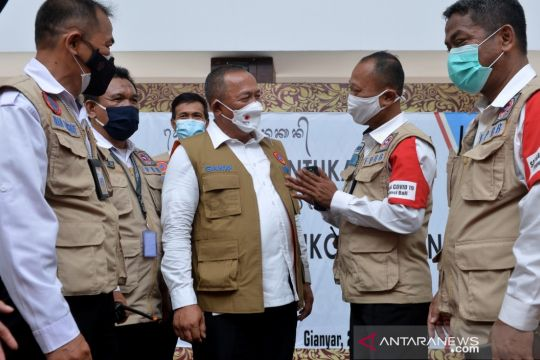 BNPB apresiasi Forum Pengurangan Risiko Bencana se-Provinsi Bali