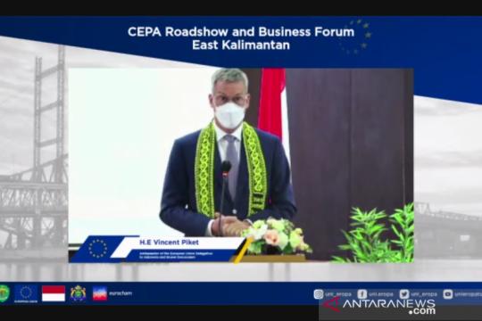 Dubes EU: IEU-CEPA buka peluang lapangan kerja Indonesia-Uni Eropa