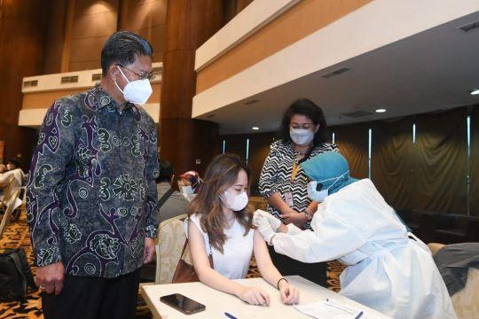 Bank Mega perluas vaksinasi dukung percepatan pemulihan ekonomi