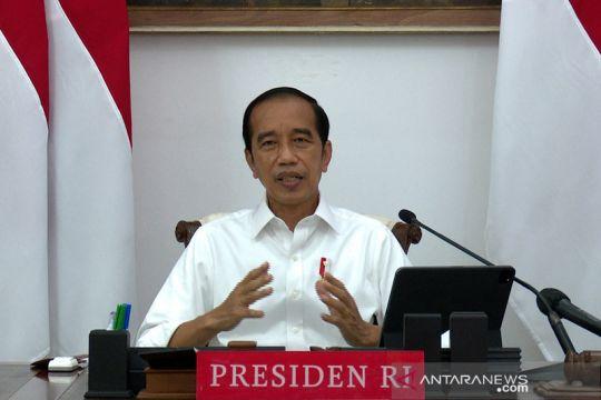 Jokowi minta libur Natal 2021 dan Tahun Baru 2022 dikelola secara baik