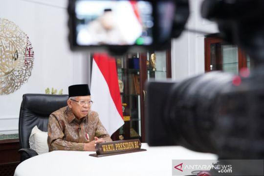 Ma'ruf Amin optimistis Indonesia jadi pemimpin wisata halal global
