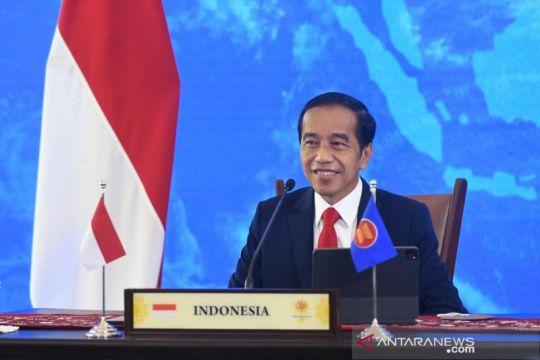 Presiden dorong ketahanan kesehatan di kawasan dalam KTT ASEAN