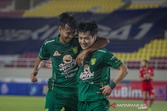 Persebaya Surabaya tundukkan Persija Jakarta 1-0