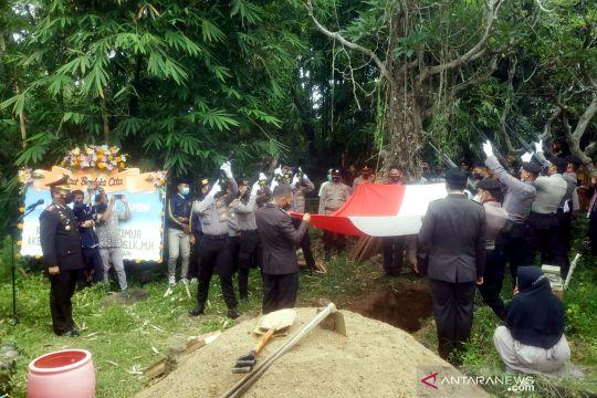 Polres Lombok Timur dalami Bripka MN kuasai senpi V2 sabhara