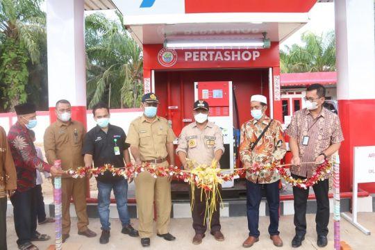 Pertamina catat 200 unit Pertashop hadir di Sumatera Barat
