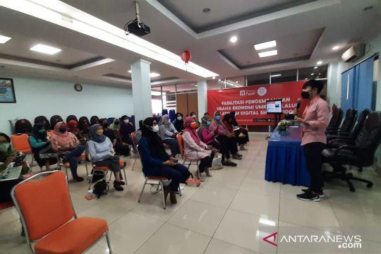 Jakarta Pusat gandeng Shopee gelar pelatihan kewirausahaan