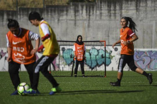 FIFA dorong dunia internasional jadi rumah baru bagi atlet Afghanistan