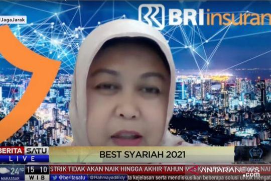 BRI Insurance raih penghargaan Asuransi Umum Syariah terbaik