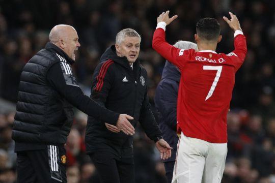 Ronaldo satukan pemain MU agar kompak dukung Solksjaer