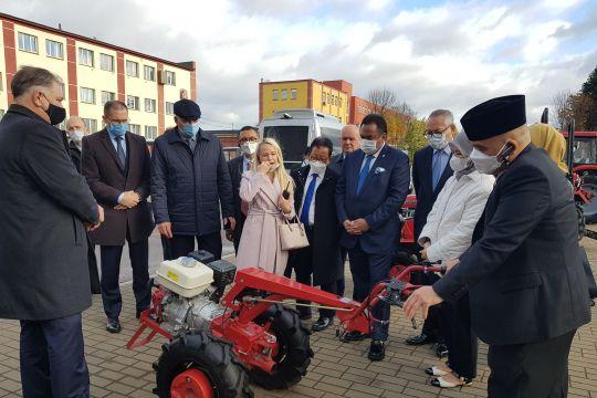 Demi petani dan kedaulatan pangan RI, Belarus pun dijajaki