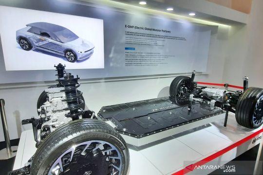 Hyundai gunakan platform E-GMP untuk semua mobil listriknya