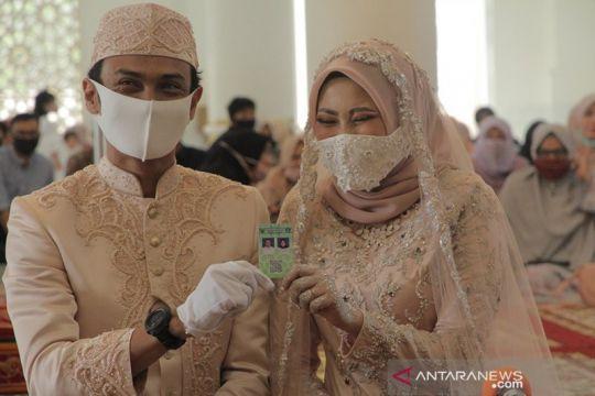 Kankemenag: Pandemi tak pengaruhi minat pasangan menikah di Aceh Jaya