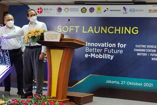 BRIN adakan IEMS 2021 dukung inovasi kendaraan listik di Indonesia