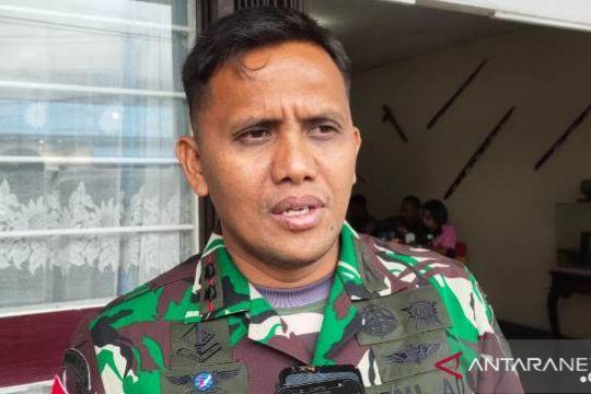 Kodim 1702/Jayawijaya siaga dampak penahanan mantan bupati Yalimo
