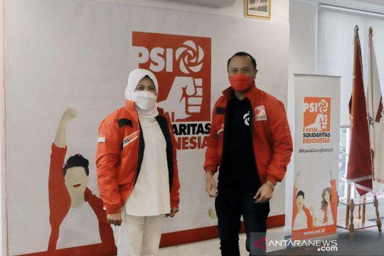 Eks petinggi PKPI gabung PSI langsung ditunjuk jadi pengurus